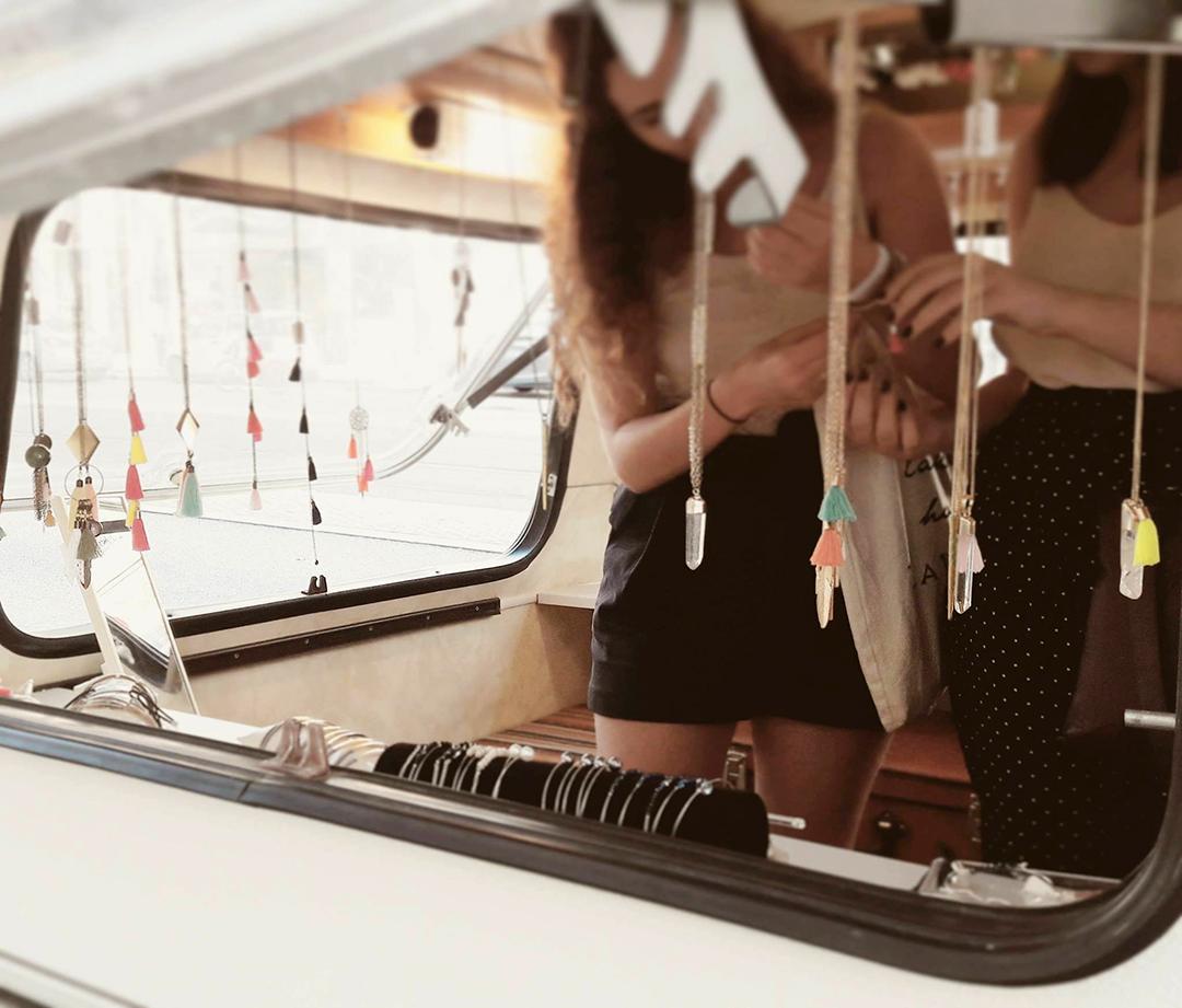 Bijoux Naïves - Caravane Shop