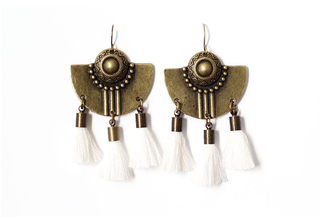 Boucles d'oreilles Bijoux Naïves