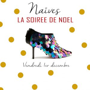 Bijoux Naives evenement noel