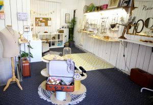 boutique ephemere bijoux Naïves