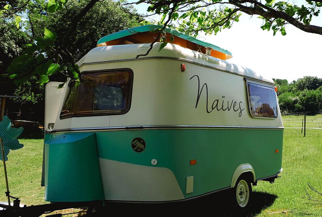 Caravane shop naives