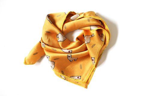 foulard lama