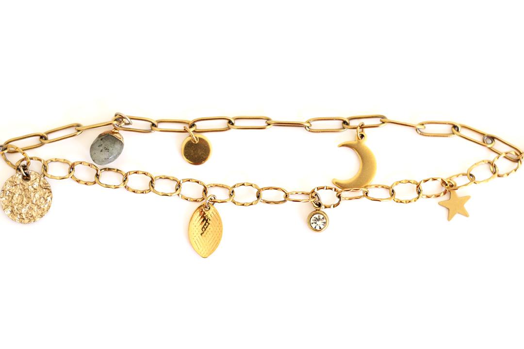 bracelet bohème bijoux Naïves