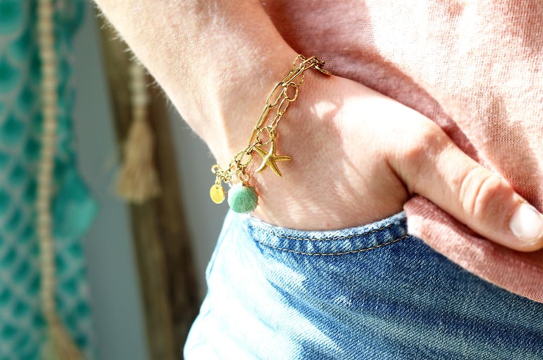 Bracelet boheme bijoux naives