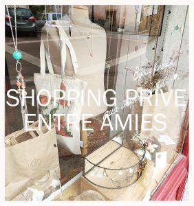 Shopping privé naives
