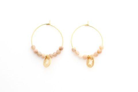 Boucles d'oreilles bohèmes Bijoux Naïves