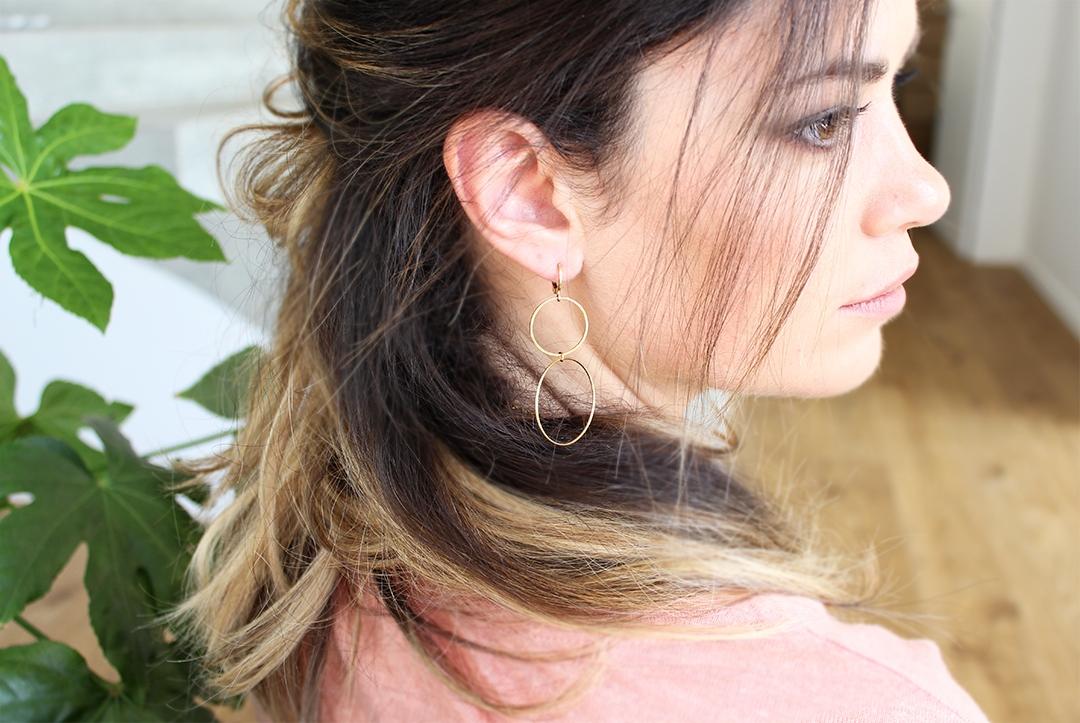 boucles d'oreilles creoles