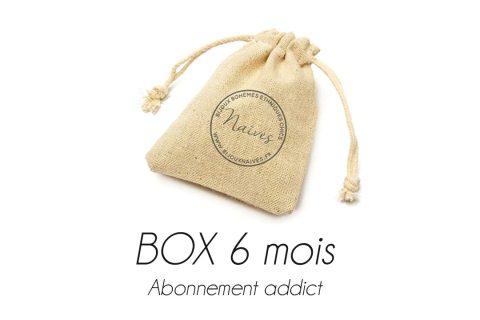Box bijoux Naïves