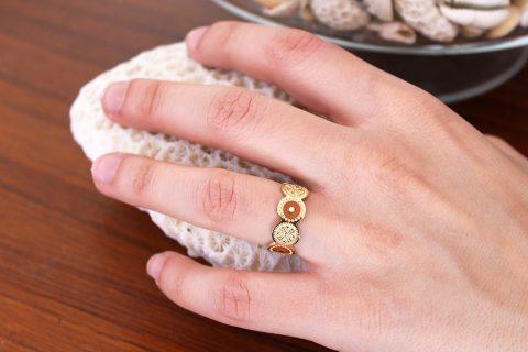 Bague bijoux Naïves