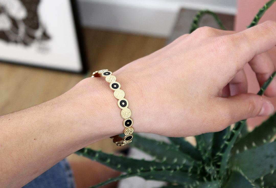 bracelet jonc bijoux