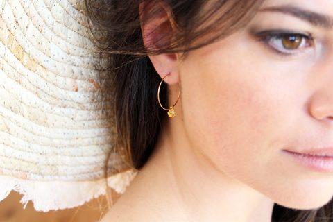 boucles d'oreilles bohèmes