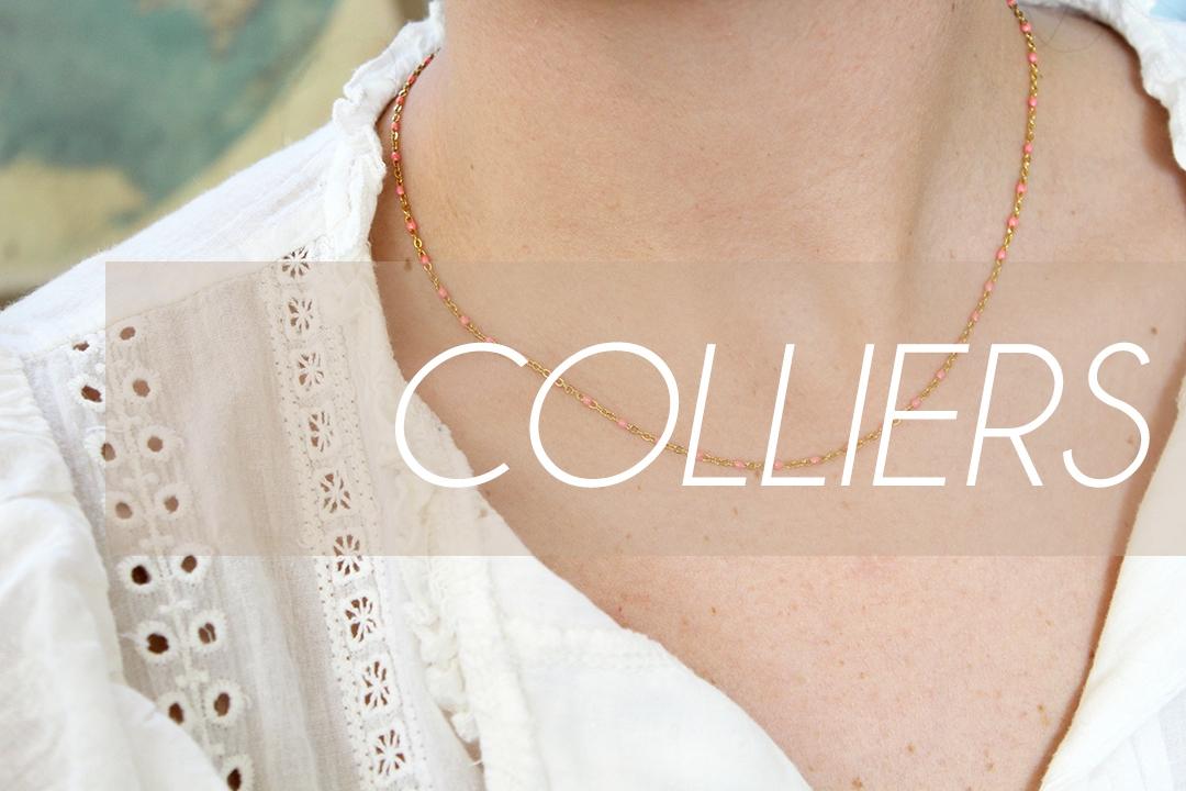 Colliers bohèmes Bijoux Naïves